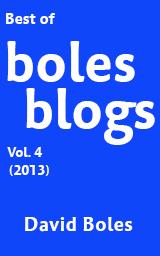 Best of Boles Blogs, Vol. 4 (2013)
