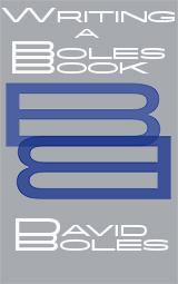 Writing a Boles Book