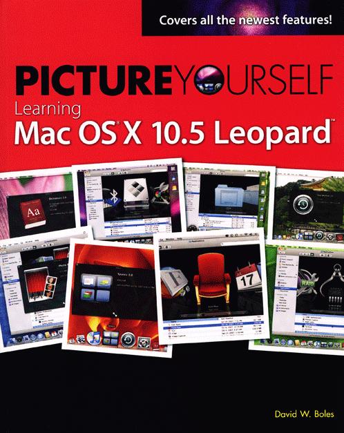 Learning Mac OSX 10.5 Leopard